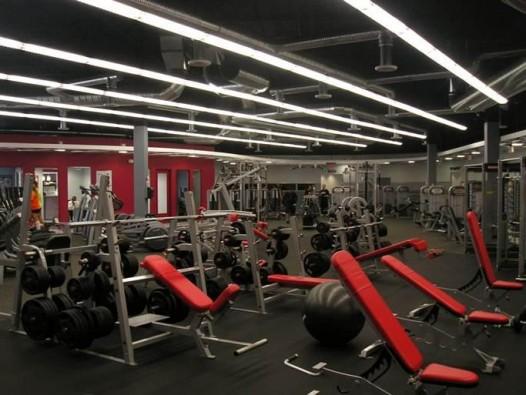 Worle gym